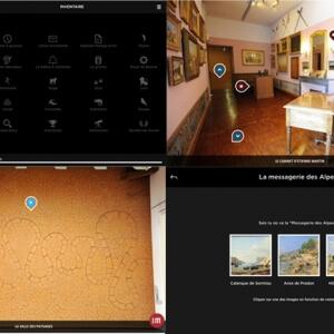 Muséotopia, un jeu pédagogique interactif sur tablettes