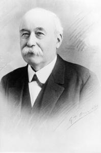 Portrait of Etienne Martin