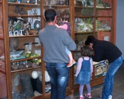 Visite en famille au Musée Gassendi