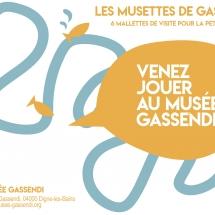Venez jouer au Musée Gassendi